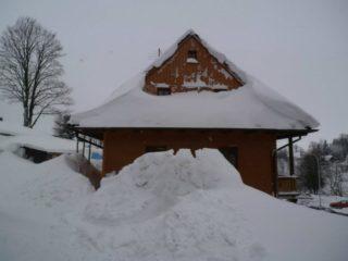 apartmány čenkovice a sníh