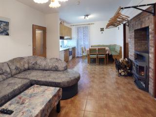 apartmán 4 - celkový pohled