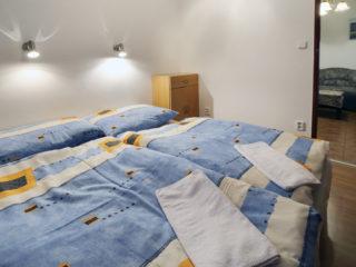 apartmán 4 - spaní