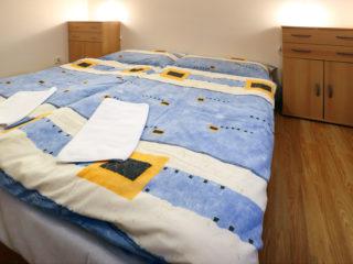 apartmán 4 - ložnice II