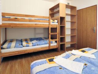 apartmán 4 - palanda