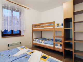 apartmán 4 - pokoj pro 4