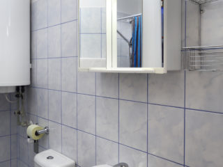 apartmán 4 - koupelna