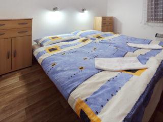 apartmán 3 - druhá ložnice