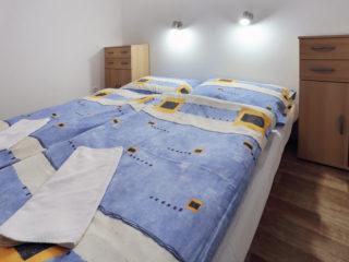 apartmán 3 - ložnice II