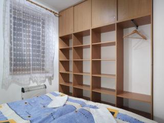 apartmán 3 - úložný prostor