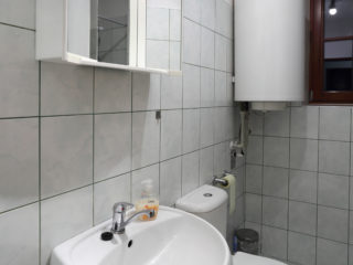 apartmán 3 - toaleta