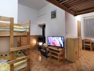 apartmán 1 - palandy