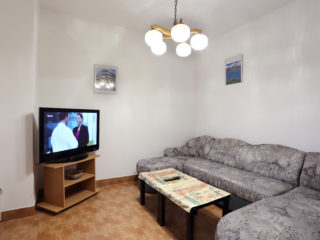 apartmán 2 - televize