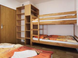 apartmán 5 - palanda