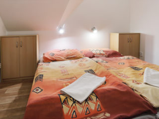 apartmán 5 - dvojpostel