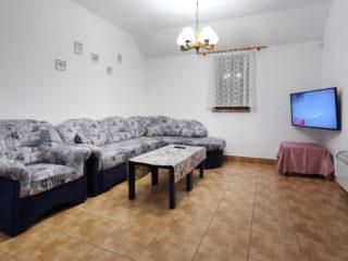 apartmán 5 - obývací část