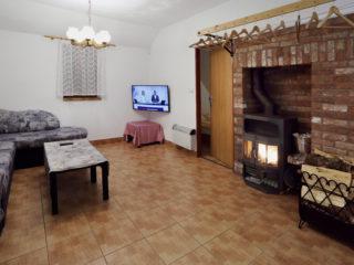 apartmán 5 - obývák