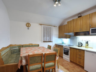 apartmán 5 - kuchyně