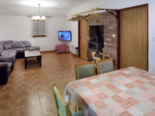 apartmán 5 - průhled