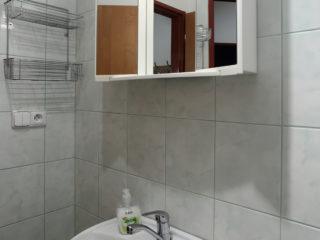 apartmán 5 - umyvadlo