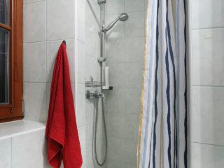 apartmán 5 - sprcha