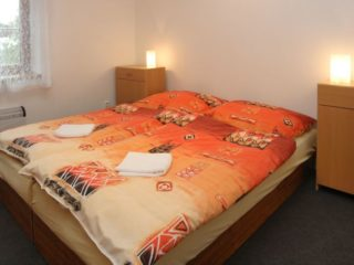 ložnice pro 2 osoby apartmán 3