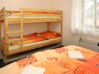 ložnice pro 4 osoby