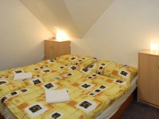 ložnice pro dva