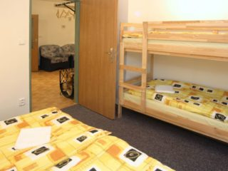 ložnice pro 4