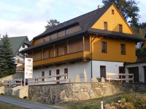 Penzion Skála Čenkovice
